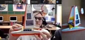 Астраханские школьники создали судно на солнечных батареях