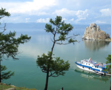 На Байкале появилось судно для утилизации отходов с кораблей и катеров