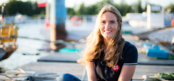 Россиянка Ирина Грачева начинает подготовку к очередной трансатлантической гонке