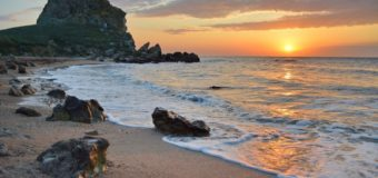 В Азовском море из-за аномальной жары может погибнуть рыба