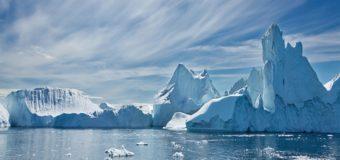 Российские ученые составляют карту аномальных морских зон Арктики
