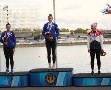 Саратовские гребцы завоевали восемь медалей на «Президентской регате»