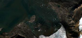 Школьники открыли новый остров в Арктике