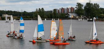 В Выборге прошел Фестиваль водного туризма