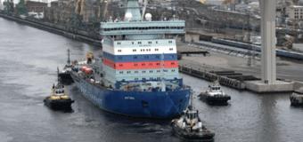 Российский ледокол «Арктика» отправится на ледовые испытания