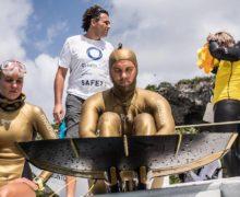 Фридайвер Алексей Молчанов установил новый мировой рекорд