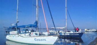 Арктическая парусная экспедиция прибыла в столицу Югры