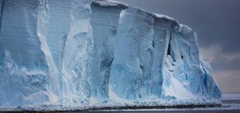 В Антарктиде стремительно тает «ледник Судного Дня»