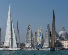 В Венеции прошла регата шикарных яхт