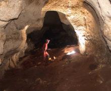 Спелеологи обнаружили природный вход в пещеру Таврида