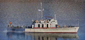 Черноморский флот впервые рассказал о новейшем катере-торпедолове
