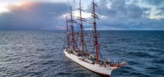 Возвращение столетнего романтика: в Калининграде причалит легендарный барк «Седов»