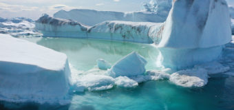 ТАСС: подо льдами Гренландии может быть 1000-километровая река
