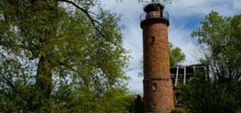 Музей Мирового океана объявил сбор средств на восстановление маяка в Заливино
