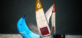 Национальная парусная Лига продолжает регаты на курорте Абрау-Дюрсо