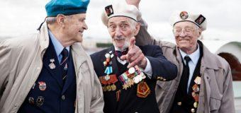 В США 17 американских ветеранов наградили медалью Ушакова