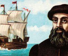 20 ноября 1480 родился Фернан Магеллан