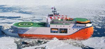 На «Адмиралтейских верфях» спустят на воду уникальную платформу для Арктики