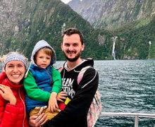 Россиянин в одиночку пересек океан ради встречи с семьей на Рождество