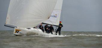 Состоялся первый этап PROyachting Winter Challenge