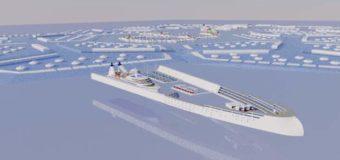 Невское ПКБ работает над концепцией плавучих аэродромов для Арктики