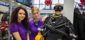 OCEAN-TV на Moscow Dive Show 2021