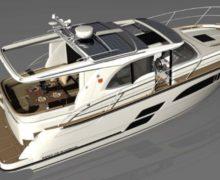 Верфь MAREX представила новый катер MAREX 330 SCANDINAVIA