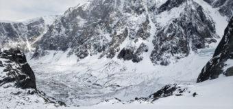 Томские ученые зафиксировали таяние ледника на Алтае