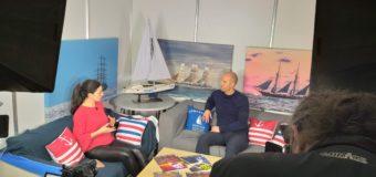 OCEAN-TV на Moscow Boat Show