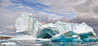 Фото дня: ледник в Антарктиде