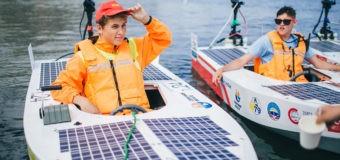 В Нижнем Новгороде построят парусные лодки на солнечных батареях