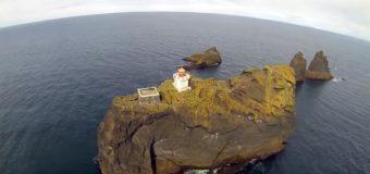 Фото дня: маяк в Исландии