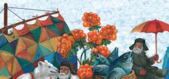 Новая книга: Сказки Степана Писахова