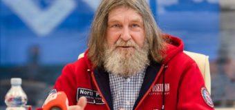 Из экспедиции на Северном полюсе вернулся путешественник Федор Конюхов