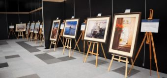 «АРИСТОКРАТЫ МОРЕЙ» на крупнейшей морской выставке  «НЕВА-2021»