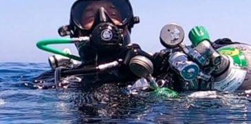 Российские дайверы готовятся к мировому рекорду